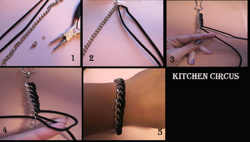 chained-bracelet dans DIY