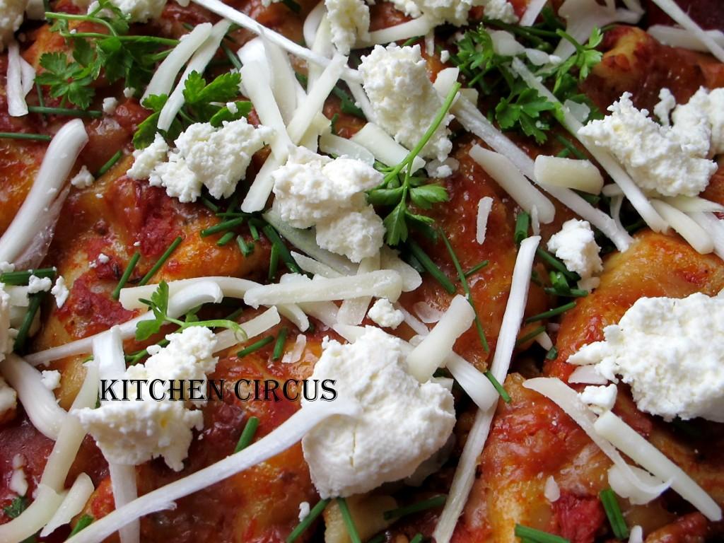 Kitchen: Des cannellonis bolognaise ricotta (le test de la pâte à pasta) dans Kitchen img_3682
