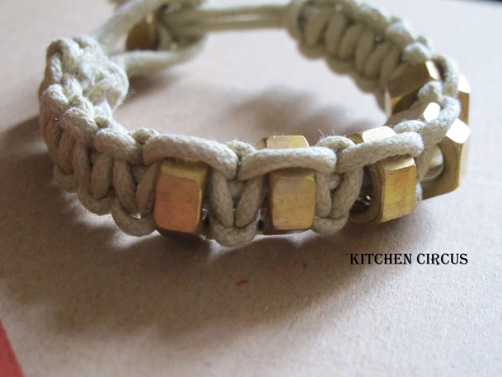 DIY: Hex nut bracelet ou le bracelet à écrous dans DIY img_3708