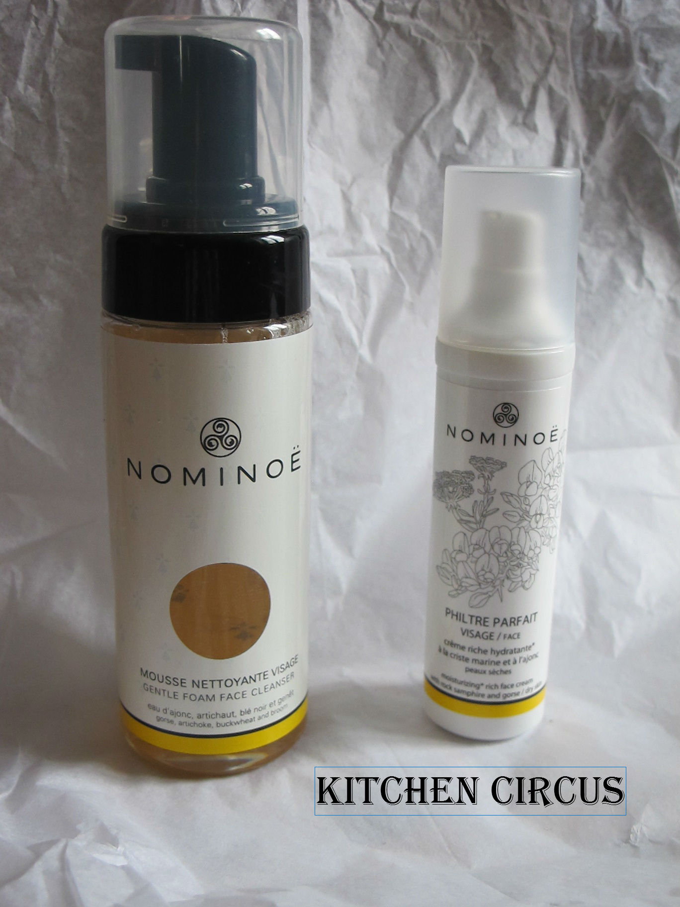 Côté beauté: Le philtre de beauté et la mousse nettoyante Nominoé (Gros coup de coeur) dans côté beauté img_3873