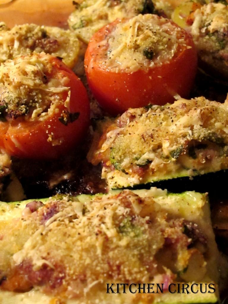 Kitchen: Petits farcis et légumes cachés... dans Kitchen img_4154
