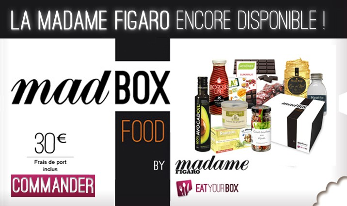 Kitchen: La Mad Box food, par Madame Figaro et Eat your Box dans Kitchen 29
