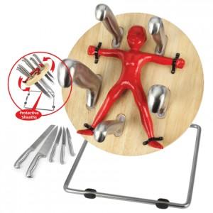 throwzini-knife-block-bloc-couteaux-de-cuisine dans Kitchen
